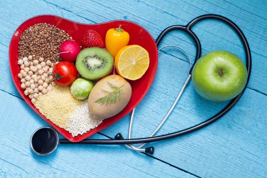 Healthy Foods That Keep the Heart Healthy