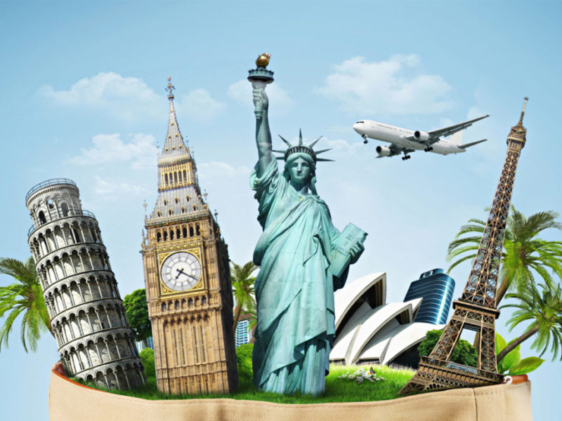 Travel Destinations In The World