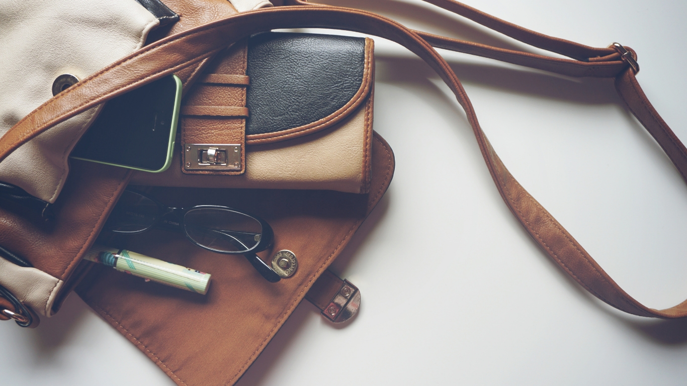 leather goods expensive